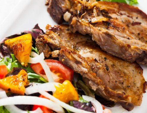Making Sous Vide Pork Chops