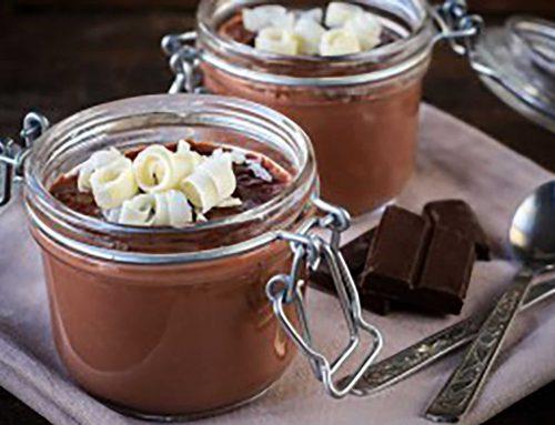 Sous Vide Mexican Chocolate Pots du Creme