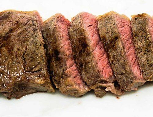 Sous Vide Steak