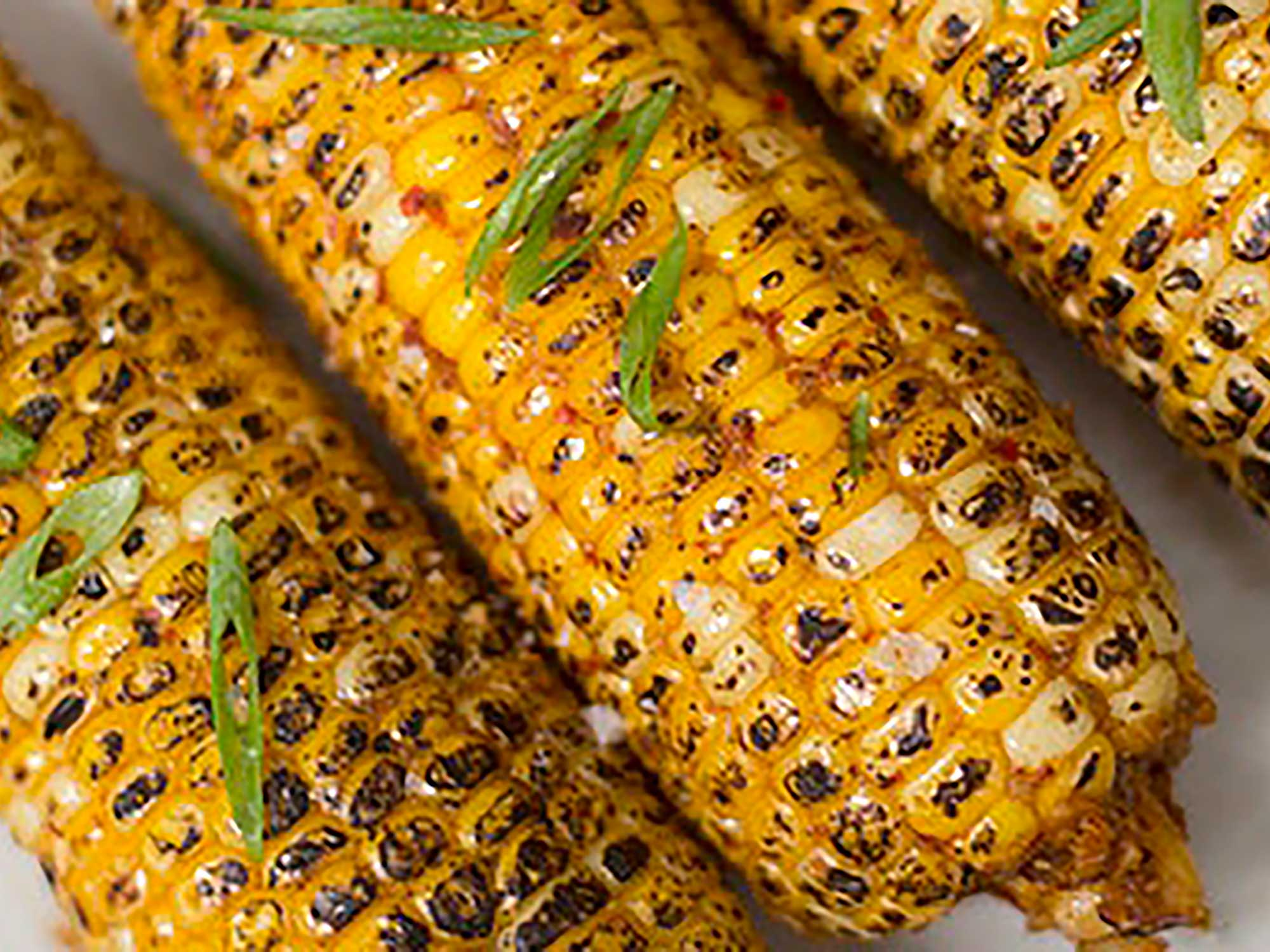 Sous Vide Taiwanese Corn on the Cob